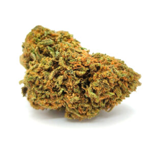 Orange CBD cannabis legale