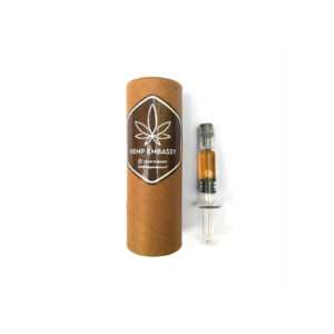ricarica cartridge lemon haze CBD